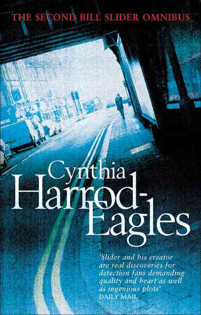 The Second Bill Slider Omnibus By Harrod-Eagles, Cynthia